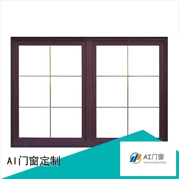玻璃门窗安装 断桥铝门窗颜色效果图 广州落地窗阳台装修